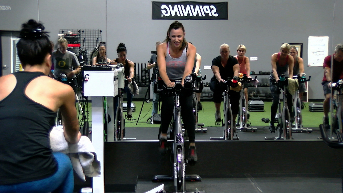 Fat Torching 30 Minute Spin Class October 20 2016