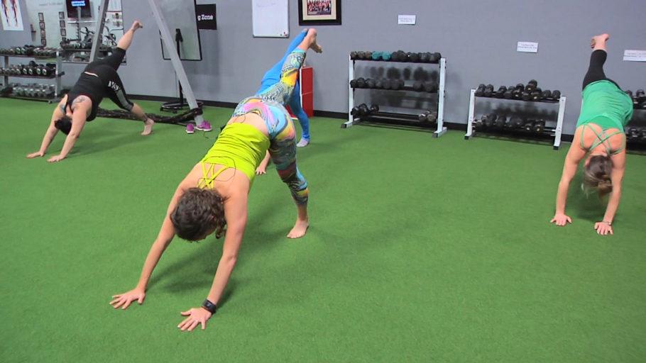 Wandplank 30 Diep.Online Yoga Class 30 Minute Deep Stretch