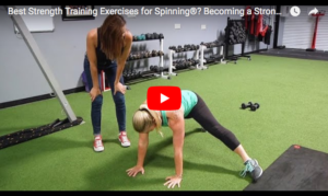Best Strength Training Exercises for Spinning®? Becoming a Stronger Cyclist.