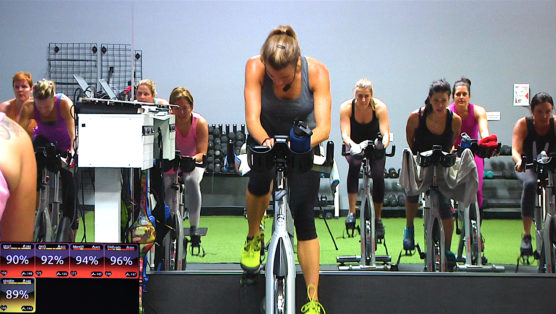 Spin® Core - The Road to Awesome Abs!