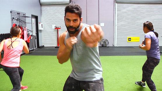 30 Minute Cardio Kickboxing