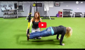 Fixing the Biggest Mistake People Make with TRX Ab Exercises