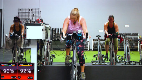 Guilty Pleasures Ride spin class workout video