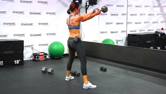 Sculpt December 31, 2017 leg and buns workout