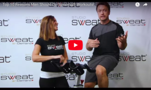 Top 10 Reasons Men Should Do Spinning Workouts