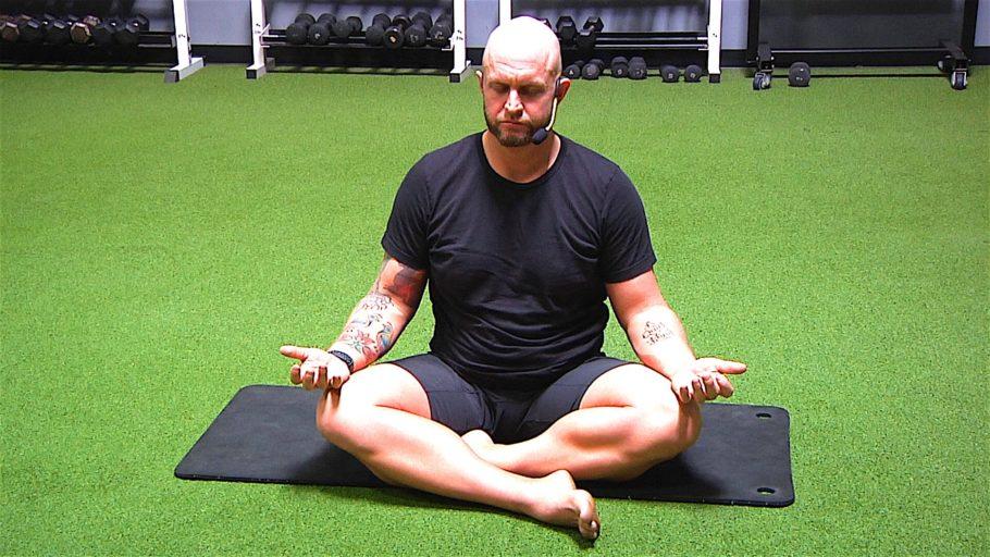 Yoga class - Meditation & Flow