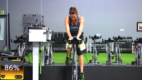 12 Minute Warm Up online streaming spin class