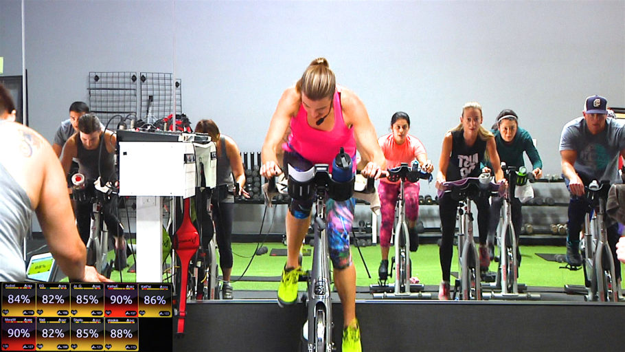 30 Minute Spin® - The Red Zone Ride best online spin classes