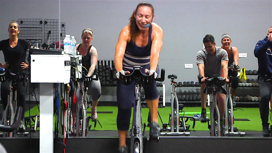 Spin® Core January 14, 2018 best online spin classes
