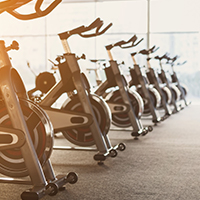 The best hotel gyms for Spinning