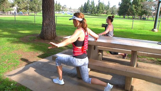 cardio killer workout Soccer Mom II - Killer Park Workout