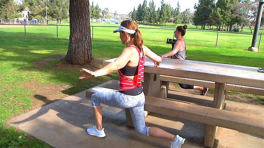 cardio killer workout Soccer Mom II - Killer Park Workout