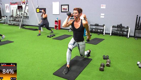 women's body sculpting workouts Spin® Sculpt April 1, 2018