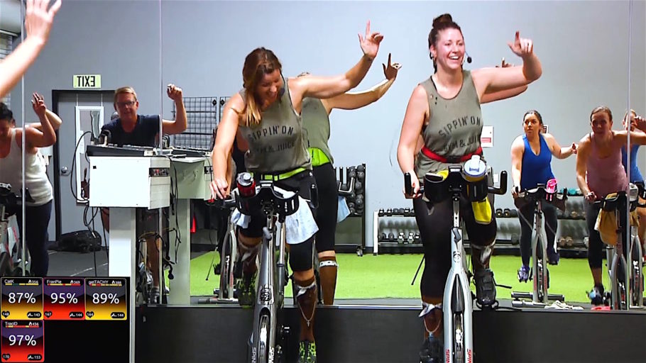 best online spin classes straightup spin hip hop tag team 2