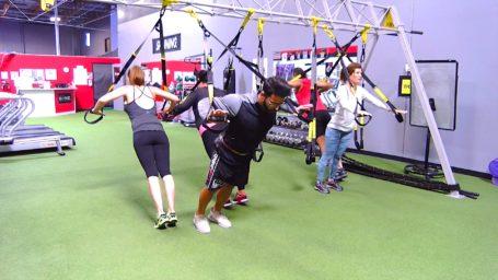 trx full body workout video TRX® 25 Minute Tone Up!