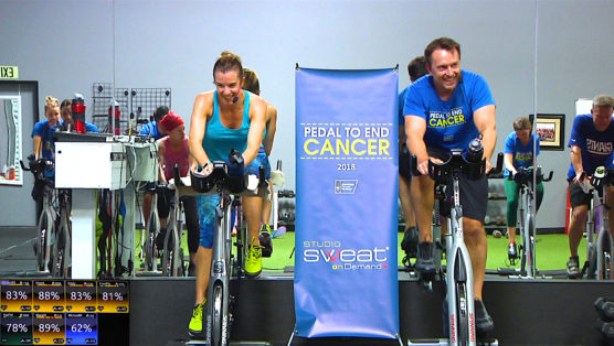 best online spin classes The Long Ride - 3 Hour Pedal to End Cancer