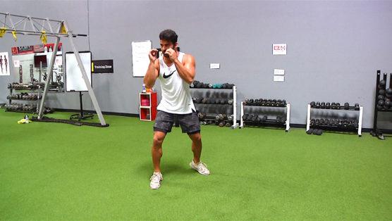 45 Minute Kickboxing FUNdamentals cardio killer workout