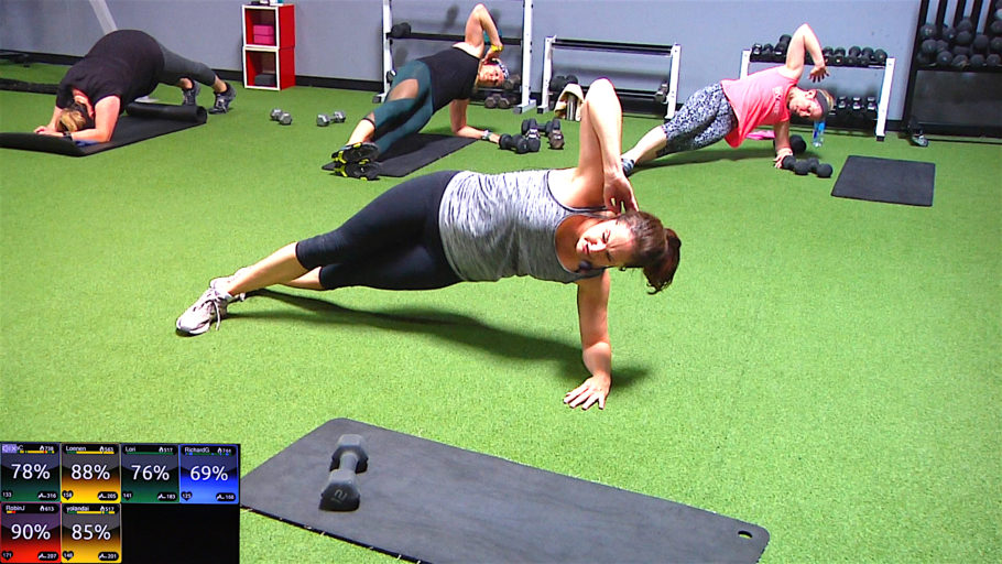 Spin® Sculpt- 9 Ways to Burn & Build! body sculpting exercises with free weights