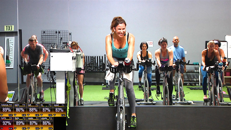 Spinning® with Self Control best online spin classes