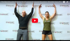 Shoulder Injury Prevention trainer tip video