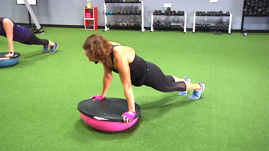 BOSU® Sculpt beginner's BOSU workout