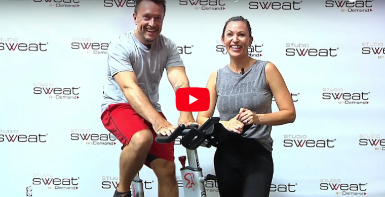 Recovering from High Heart Rates in Spinning Class