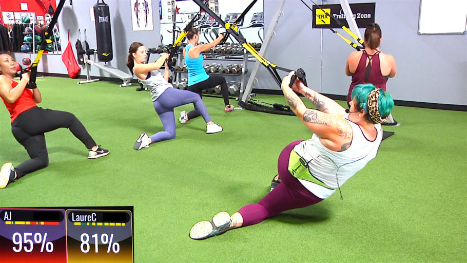 20 Minute TRX workout