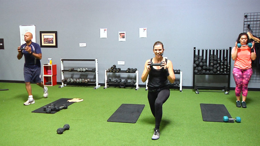 Carve it Up - 30 Minute Total Body Toning Workout