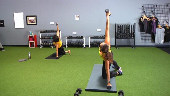 Yoga Sculpt & Stretch 50 Minute Yoga Sculpt video