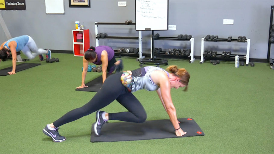 10 Minute Total Core Workout