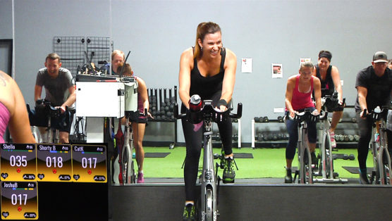 Amazing Online 30 Minute Spin Class! -