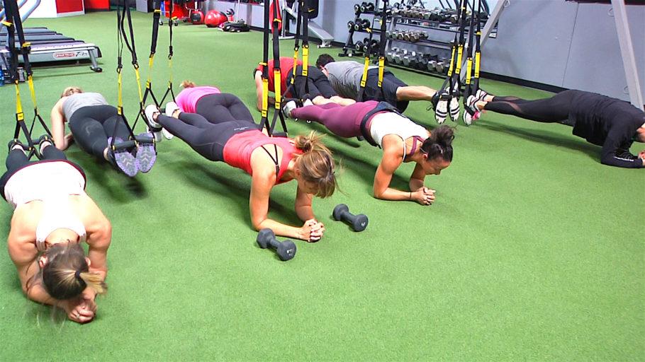 Full Body 30 Minute TRX Workout TRX® Sculpt - Full Body. Full Circle