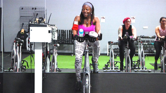 30 Minute HIIT Spin class - Fitter, Faster, Stronger