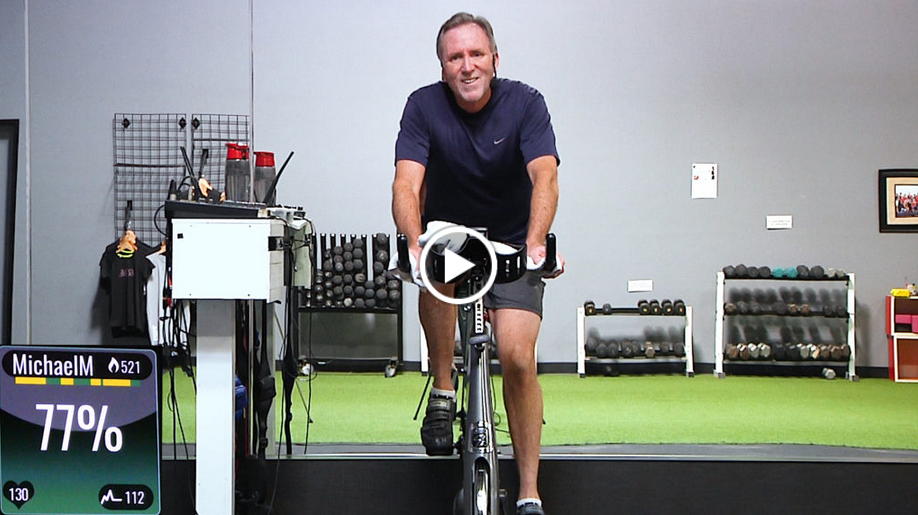Age is Relative - A Spin Workout for Older Adults