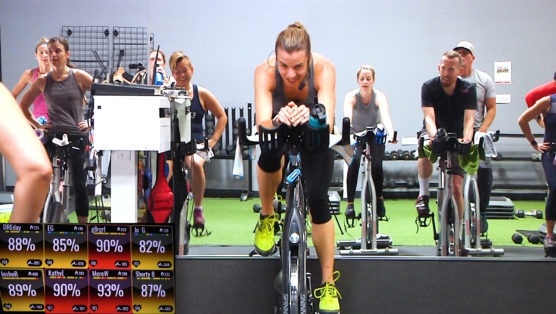 HIIT Cycling Workout Cycle - HIIT it Here.