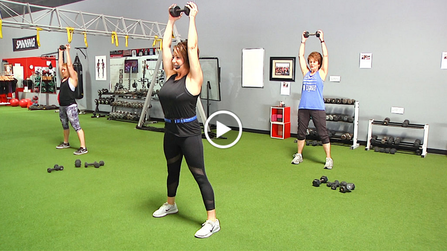 Strength Training for the Active Older Adult in You.