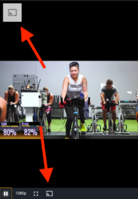Check out the onDemand Spinning® App by Studio SWEAT!