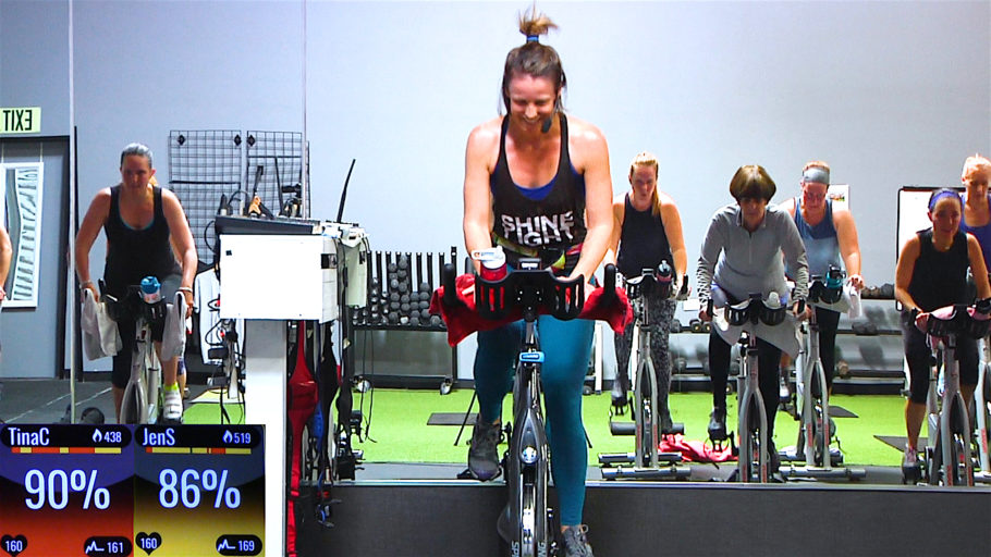Spin & Stretch class Cycle | Mind & Body