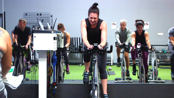 Spin® Sculpt - Cycle Fusion class