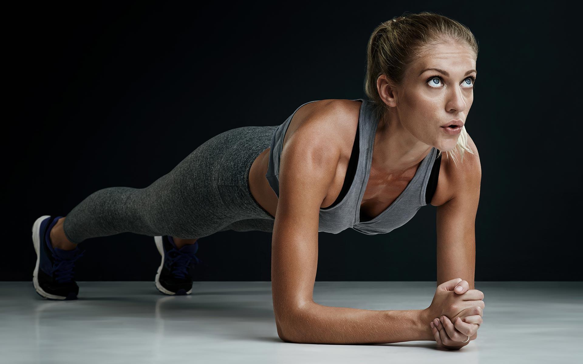 Transverse Abdominus Exercises Plank