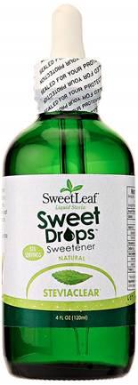 sweet drops sweetener