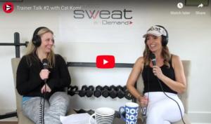Trainer Talk #2 with Cat Kom
