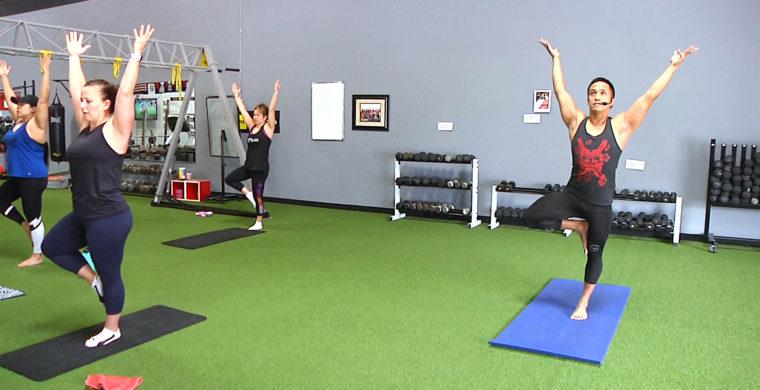 online 30 Minute Yoga Practice Standing Posture Flows