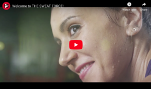 the sweat force Corporate Welcome Clip