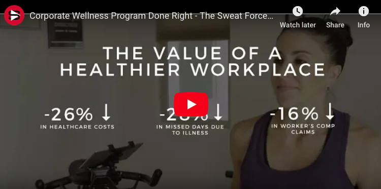 the sweat force corporate wellness