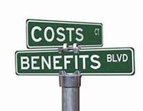costs and benefits signpost