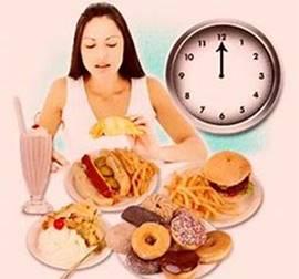junk food meals