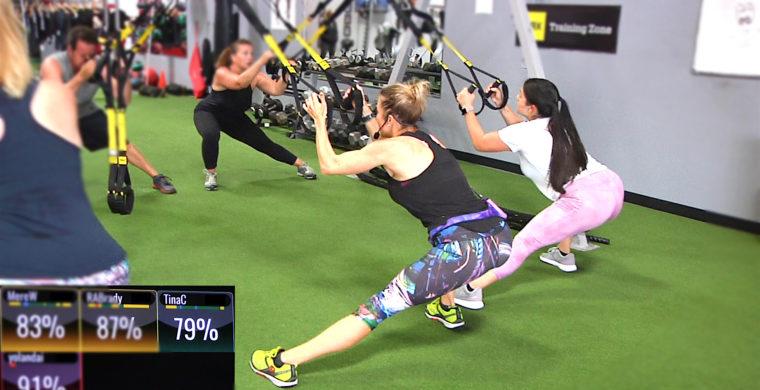 15 Min. top TRX Leg Workout