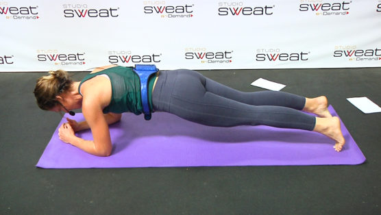 Postpartum Plank Workout