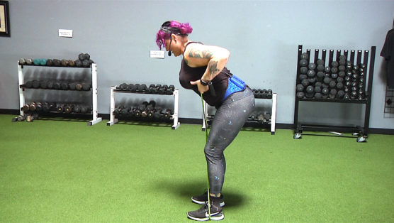 Resist Quitting. full body resistance band workout